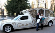 Прокат лимузинов  в Житомире - 093-655-1-655